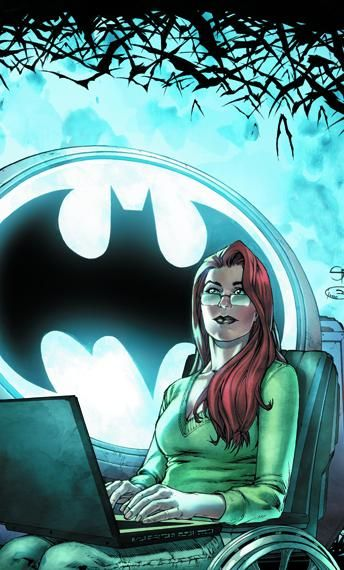 Oracle. Barbara Gordon, former Batgirl, was shot by the Joker because she was…