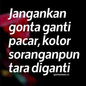 Gambar Kata Kata Lucu Sunda Gokil