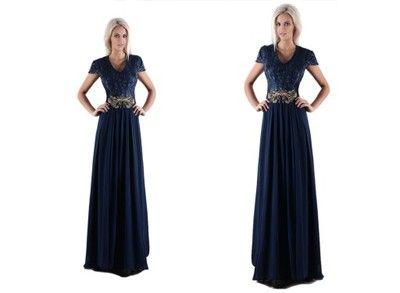 INES ATELIER -Sukienka CHARLOTTE Długa Gipiura ~56