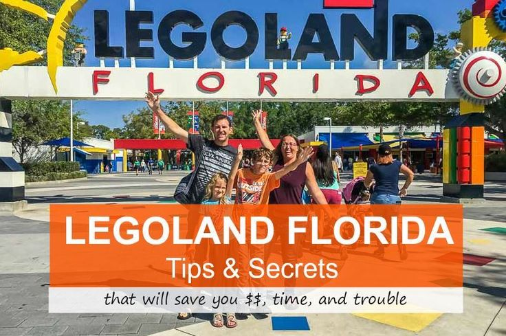 LEGOLAND Florida tips and secrets that will save you time money and trouble