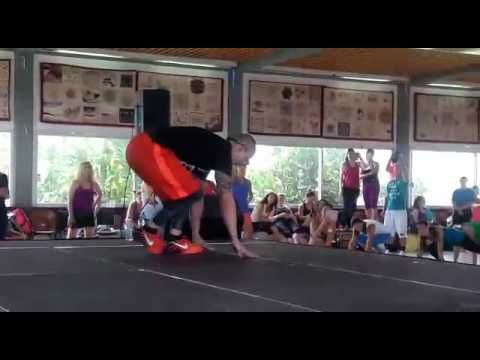 """ALESSANDRO MUO' - """"BODY IN ACTION"""" @ GINNOSAR CONVENTION 2016 (ISRAEL) - YouTube"""
