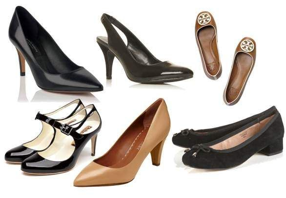 Womens Shoes To Wear To A Job Interview