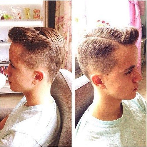 40 Latest Side Parted Men's Hairstyles –
