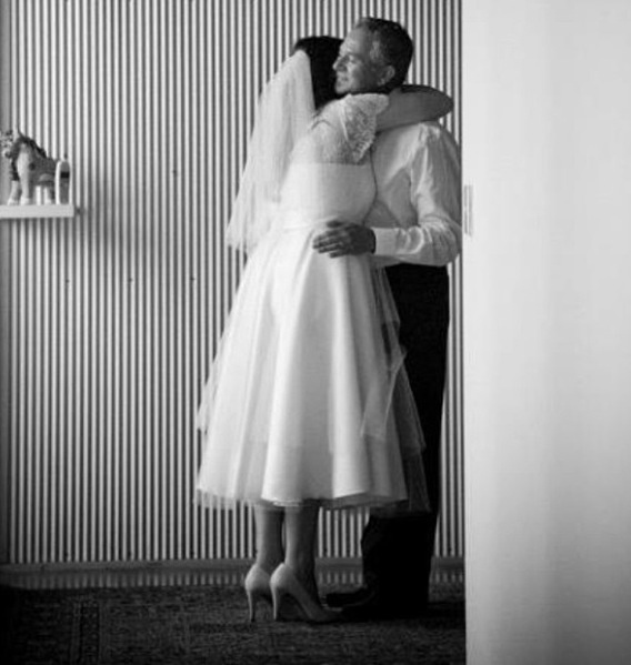 I Love You ... (No words needed). Dad & Daughter on her wedding day. .