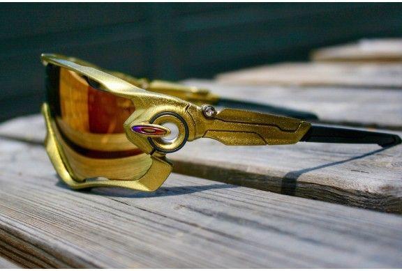 Gafas de sol Oakley Jawbreaker Gold Series 24k Iridium