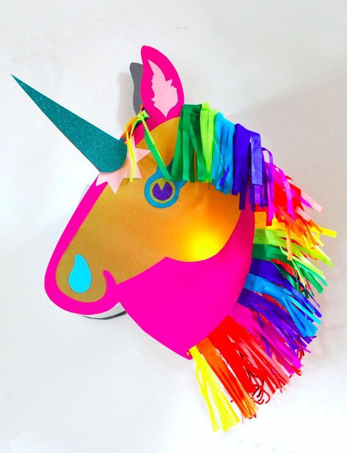 laterne einhorn und pferd happy unicorn kindergarten unicorns and diys. Black Bedroom Furniture Sets. Home Design Ideas