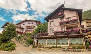 Groupon - Trentino Alto Adige, Alt Spaur - Fino a 7 notti in con colazione o in mezza pensione per 2 persone a Spormaggiore. Prezzo Groupon: €49