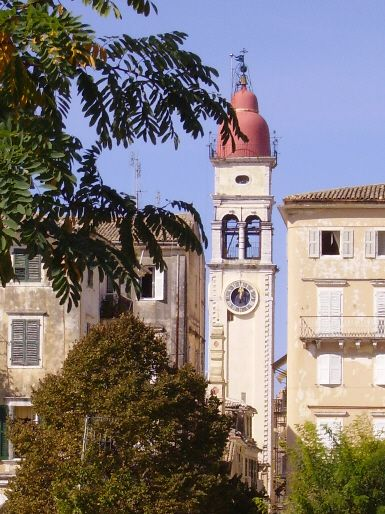 st. Spyridon tower