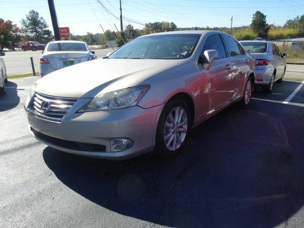 2010 Lexus ES 350 Sedan GUARANTEED APPROVAL! ( K O Enterprises of Columbia  IN HOUSE FINANCING!) $16995