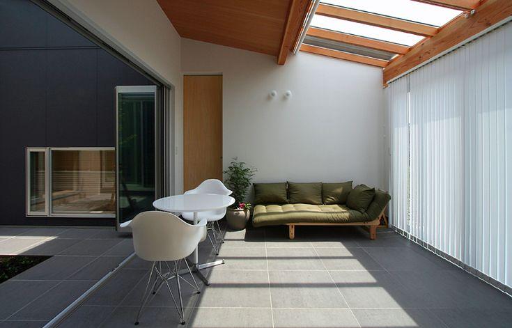 設計事例「田鶴浜町の家」|建築設計事務所 石川県金沢市 福田康紀建築計画