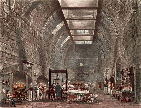 Inspiration: Castle Kitchens | Castles interior, Windsor ...