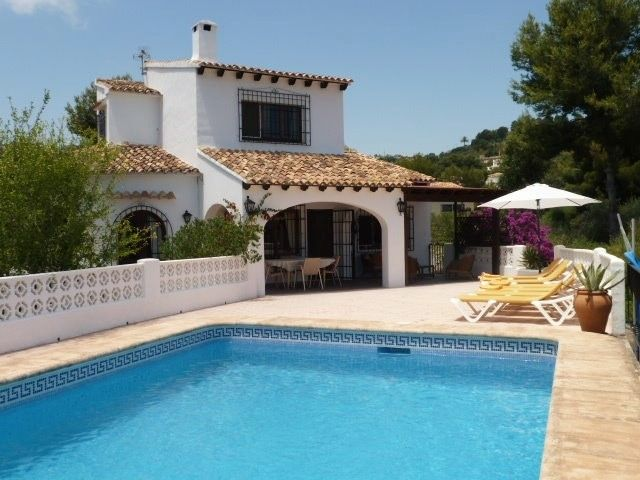 Villa Orange a Spanish cozy villa, with panoramic sea views!! https://www.lacaza.co.uk/holiday-homes/orange.html