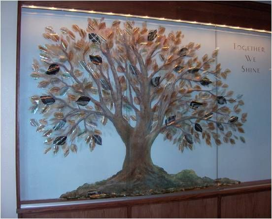46 Best Giving Tree Ideas Images On Pinterest Donor Wall