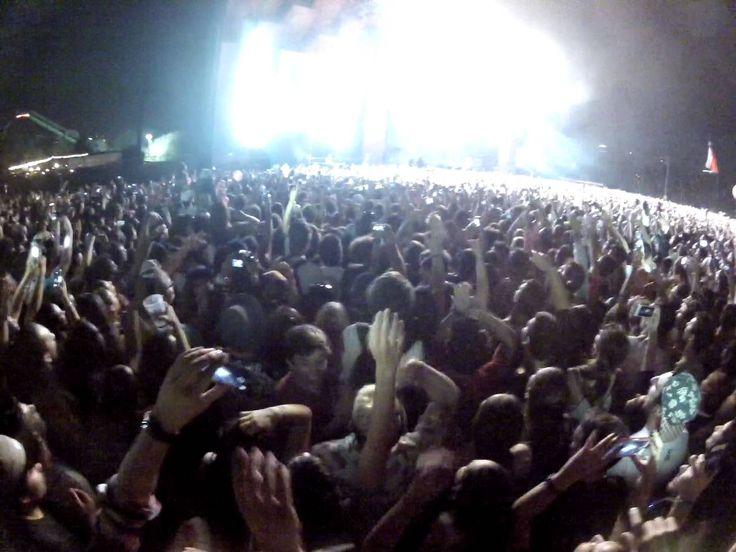Won't Back Down - Eminem (Lollapalooza Chile 2016)