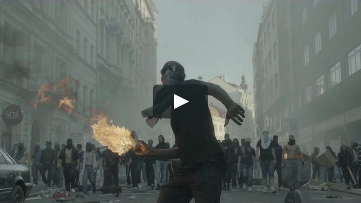 Romain-Gavras: Jay Z & Kanye West, No Church In The Wild