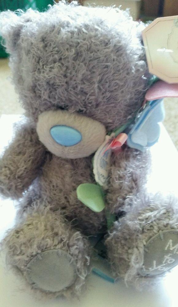 "Me to You Tatty Teddy - 7"" Plush Bear G01W3394 #cuddly #teddy #metoyou #love #tattyteddy"