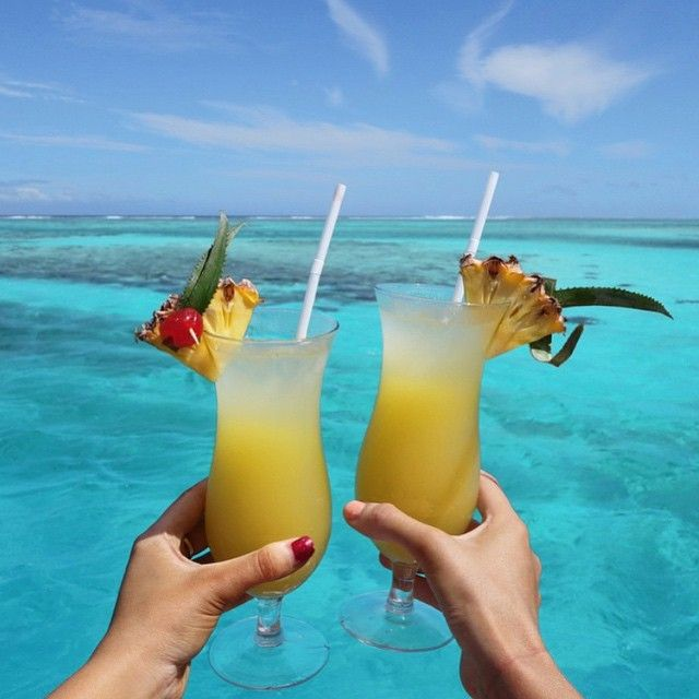 24 Best Images About Drinks On Pinterest: 24 Best Fiji Cocktails Images On Pinterest