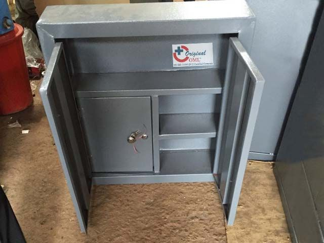 Hospital Furniture : Drug Cabinets  Here at Original Medical Equipment Company pvt.ltd we are offering our this manufactured Hospital Drug & Medicine storage with international quality standard. Our this hospital products will help to store your medicine.