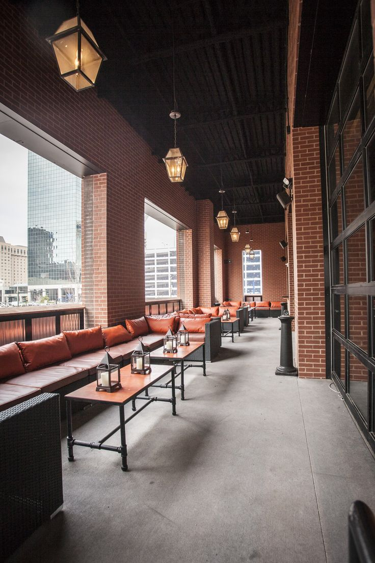 Exterior Patio | PBR St. Louis