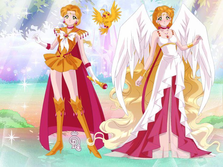 Sailor Galaxia And The Sailor Animamates – Fondos de Pantalla