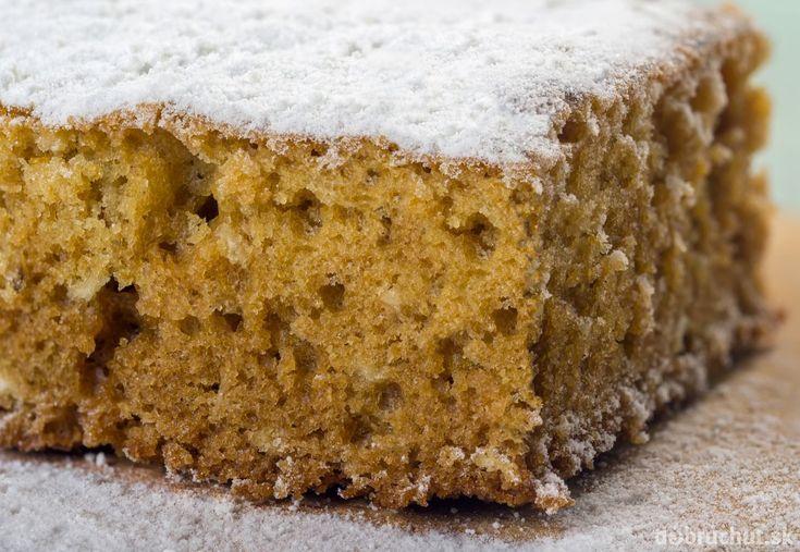 Medový koláčik