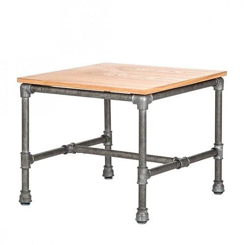 pipe table / NEU* Beistelltisch Eiche Stahl Tisch Vintage Couchtisch Industrie Design Home24 | eBay
