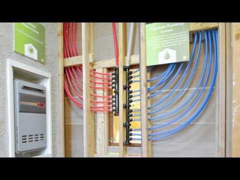 Beazer Homes Colina Model Virtual Tour Video. Energy Efficient Home.