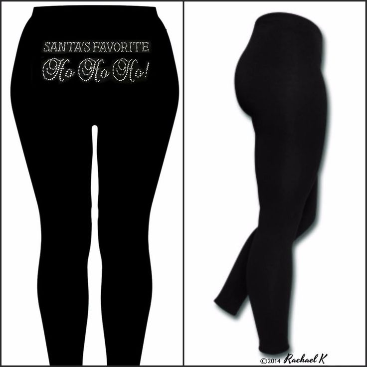 Plus Size Christmas Bling Crystal Kinky Women's Ankle Leggings Sports Pants    eBay