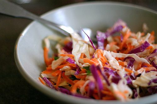 not your mama's coleslaw