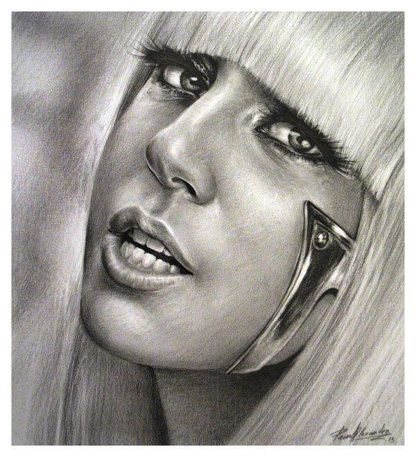 LADY GAGA P.F. by alexracu.deviantart.com on @deviantART