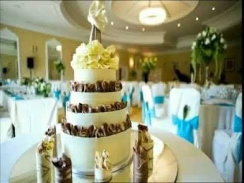 Zucchero Patisserie's Massimo Bishop-Scotti Chocolate  Wedding Cake Designs. Zucchero Patisserie's designs appear on BBC's The Great British Wedding Cake.