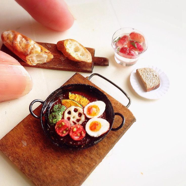 Mini Real Food Kitchen: 25+ Best Ideas About Barbie Food On Pinterest