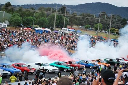 Summernats Car Festival - May Images Summernats 26  CANBERRA   Australia