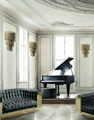 Discover the Top 50 Wall Lighting Designs and be inspired for your interior design and home decor project | www.delightfull.eu  #livingroomideas #uniqueblog #modernfloorlamps #contemporarylighting #modernhomedecor #interiordesignideas #interiordesignproject #homedesignideas #midcenturystyle #moderndesign #luxurydecor #uniquelamps