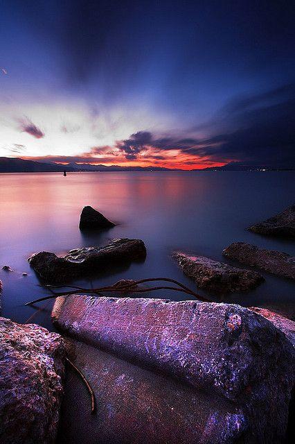 ~ Utah Lake ~ Provo, Utah area....
