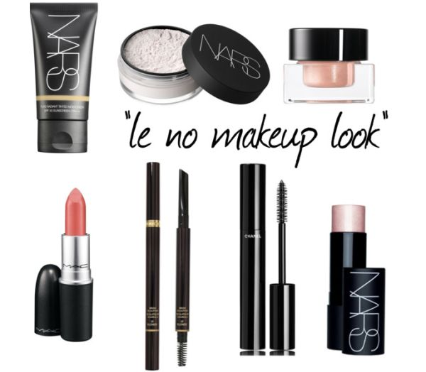 le no makeup look, natural makeup. I noticed the French looked natural and lovely, minimal makeup...here are some ideas to achieve a classic minimal look for those over a certain age.