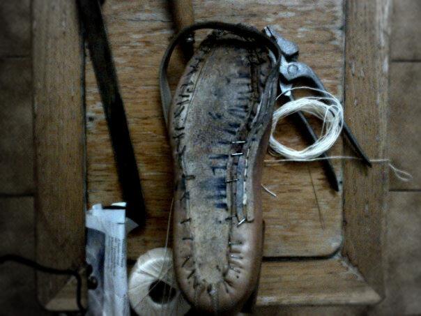 #welting #shoemaking