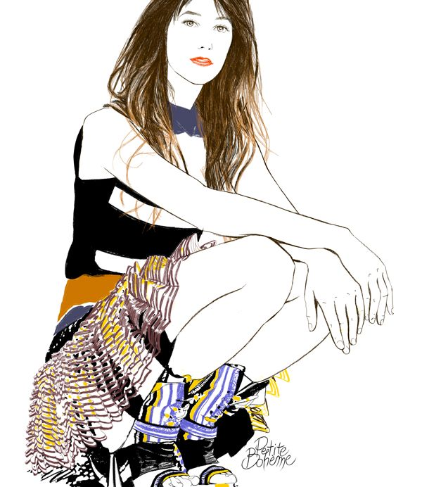 La Mode, la Mode, la Mode - Petite Bohème