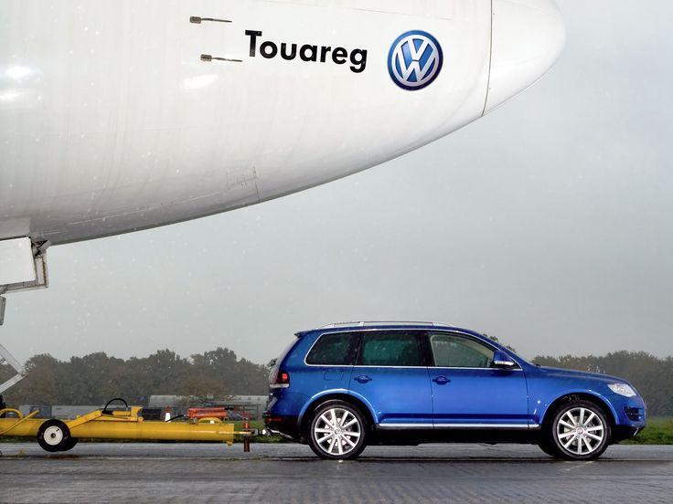 2006-2008 Volkswagen Touareg V10 TDI -