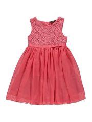 Lace Bodice Dress