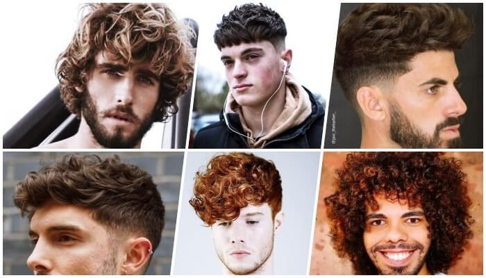 Guide Absolutely All Men Hair Types You Need To Know Mens Haircuts Short Best Short Haircuts Hair Type