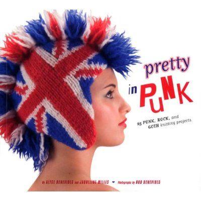 Fashion and Dreams: Punk Knitting