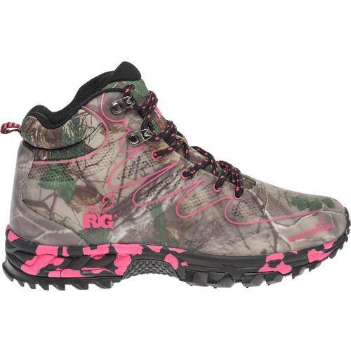 #New #RealtreeGirl Women Camo Hiking Shoes