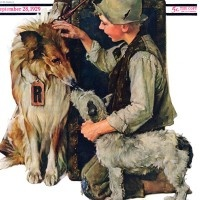 Norman Rockwell Archives  The Saturday Evening Post