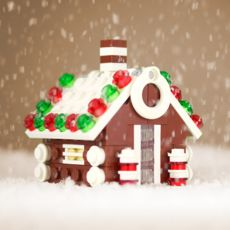 Lego ornaments and other fun things to build.
