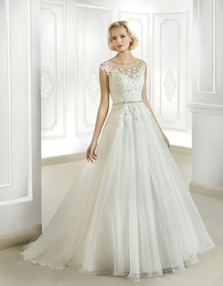 16 best Dresses for Macy\'s images on Pinterest   Short wedding gowns ...
