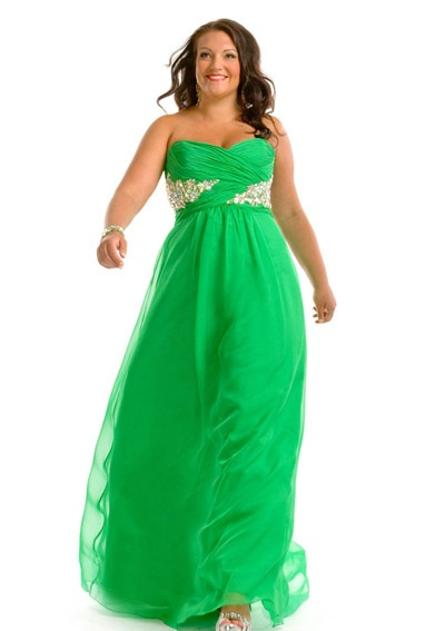 Best 26 Plus Size Prom Dresses images on Pinterest | Weddings