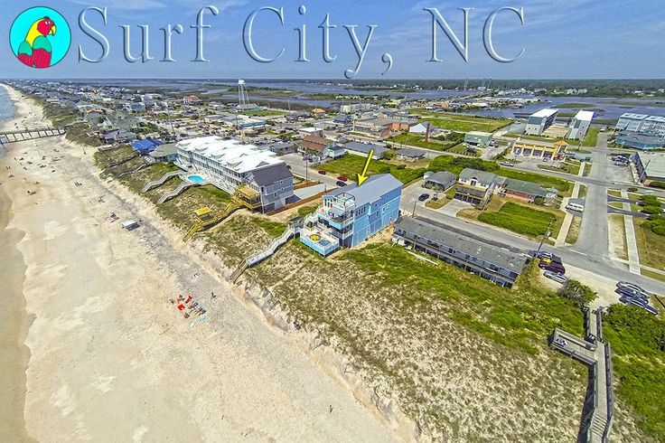 N. Shore Dr. 122 | Oceanfront Vacation Rental | Surf City NC