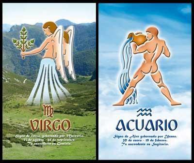 Aquarius woman dating virgo man