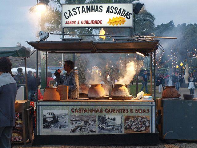Castanhas Assadas | Flickr - Photo Sharing!